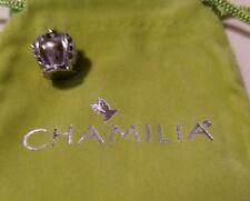 NEW Chamilia Bead Charm - Sterling Silver princess charm