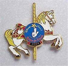 CAROUSEL HORSE RIDE-A-THON 2004 WDW Fantasyland FUN EVENT RARE Disney PIN