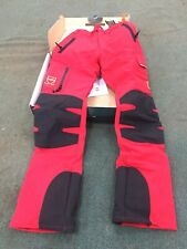 SIP Arborist Vented Chainsaw Trousers 1SNA Size XS
