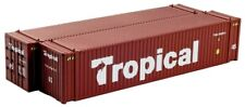 HO- CLEARANCE  45' Containers, Tropical 01 #45 (2-pk) CCR-0004-083603