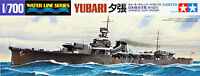 Tamiya 31319 IJN Japanese Light Cruiser YUBARI 1/700 scale kit
