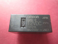 Miniature RF Relay G2RL-2 2PCO 12v 16A Pre-Amplifier Linear DG8 LPF QRO 144MHz