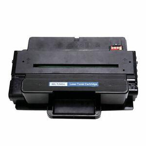 1x MLT-D205L Toner for Samsung ML3310ND ML3710ND ML3312ND SCX4833FD Cartridge