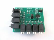 Raspberrypi 7x Current Sensor Adaptor - 1 Voltage - emoncms