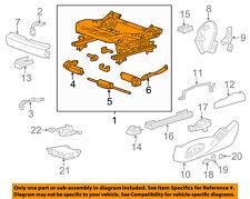 GM OEM Seat Track-Cushion Frame 13506162