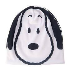 Peanuts Snoopy Knit Beanie Hat Kids Cap NWT