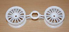 Tamiya 50678/0440087 Toyota Tom's Exiv JTCC Wheels (1 Pair) (TT01/TT02/XV01) NEW