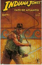 Indiana Jones and the Fate of Atlantis # 1 (of 4) (USA, 1991)