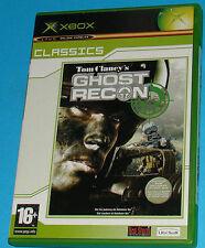 Ghost Recon - Microsoft XBOX Classics - PAL