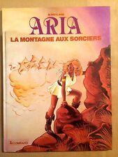 ARIA - T2 : La montagne aux sorciers - EO