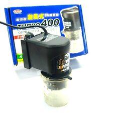 Aquarium CO2 Turbo Diffuser for 60L~200L Plants Tank Diffuseion Atomizer System