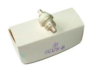 6S17K-V / 6S17KV UHF triode tubes. Lot of 100 pcs. NOS/NIB!