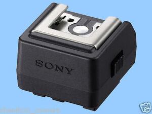 Brand New Sony ADP-AMA External Flash Shoe Adapter Minolta NEX Alpha A77 A65 7
