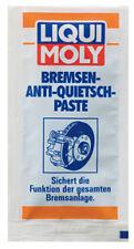 Graisse lubrification frein plaquette etrier LTI TX