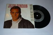 "JASON DONOVAN - Nothing Can Divide Us - 1988 UK 7"""
