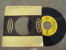 "GEORGE JONES- LOVING YOU COULD NEVER BE BETTER/ TRY IT, YOU'LL LIKE IT 7"" SINGLE"