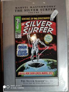 Marvel Masterworks SILVER SURFER VOL 1 Hardback Sealed