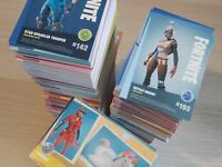 Panini Fortnite Trading Cards 2019 Bundle of 10 cards 1-200 - You choose ANY