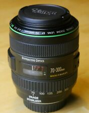 Canon EF 70-300 DO IS USM, excellent condition