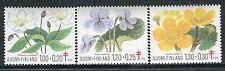 Finland - Suomi 1983 - Flowers - Tuberculosis - MNH Set