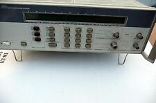 HP 5361A     20GHZ FREQUENCY COUNTER WITH OPTIONS 1 ,6