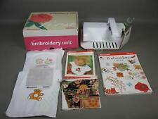 Husqvarna Viking Rose Sewing Machine Embroidery Unit Collection Vol7 Sampler Lot