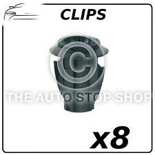 CLIPS emblema - de presión Soporte 8,2mm RENAULT SERIE TWINGO II ETC 11423 8pk