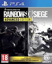 Ubisoft SW Ps4 98873 Rainbow Six Siege Advanced
