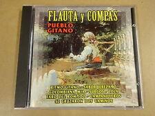 CD / FLAUTA Y COMPAS - VOL.3 - PUEBLO, GITANO