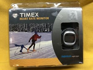 TIMEX Heart Rate Monitor T5g971 Free Shipping