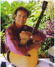 CLIFF RICHARD AUTOGRAPH SIGNED PP PHOTO POSTER