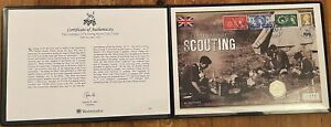 2007 Fiftypence 50p  Scouting