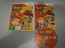 Bob The Builder Festival Of Fun For Nintendo Wii