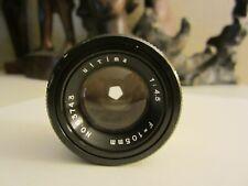 Ultima 105mm 1:4.5 Enlarging lens