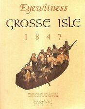 O'GALLAGHER, Marianna - EYEWITNESS;Grosse Isle 1847