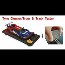 1:24 & 1:32 - Proses TC-501 Slot Car Tire Truer & Cleaner with Track Tester NIB