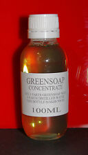 Tattoo Green Soap Concentrate 100ml for Ink Stencils Makes 500mls Greensoap
