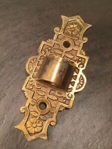 antique O C White lamp bracket Faries lamp era