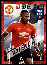 Panini 365 Adrenalyn XL 2018 - Antonio Valencia Manchester United FC No. 74