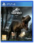 Jurassic World Evolution Sony Playstation PS4 Game - 16+ Years