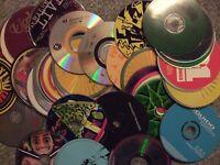 SAMMLUNG 100 x CD Album Maxi Hardrock Metal Pop Rock Soul Indie u.v.a. gemischt