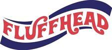 "Phish Fluffhead sticker vinyl sticker Fluff Head 1""x 3"" die cut"