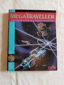 Megatraveller RPG boxed set
