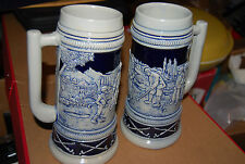 "Brand New Pair of Limited Edition ""The Walt"" Golf Tournament Player Club Steins"