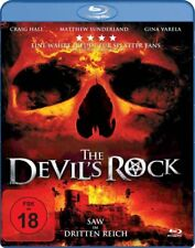 DEVIL'S ROCK BLU RAY Brand New & Sealed - Fast Ship (VG-266606BRD/VG-075)