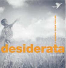 Good, Desiderata: A survival guide for life, Ehrmann, Max, Book