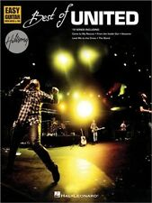 Hillsong United The Best Of Easy Guitar Bk Sheet Music