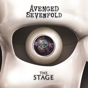 Avenged Sevenfold The Stage SINGLE 12x12 Album Cover Replica Poster Print