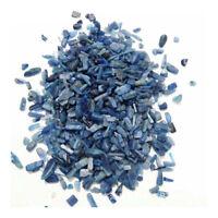 200g Natürliche Blau Getrommelte Kyanit Quarz Kristall Bulk Stones Reiki Heilung