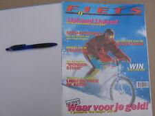 """Jaargang """"FIETS""""   RACE EN MTB, CROSS, MOUNTAINBIKE, etc 11 x 1994"""